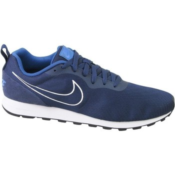Shoes Men Low top trainers Nike MD Runner 2 Eng Mesh Blue