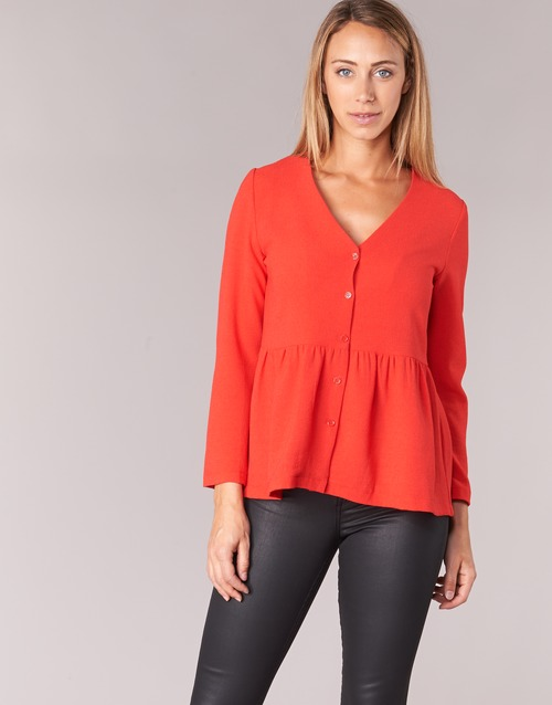 Clothing Women Tops / Blouses Betty London IHALICE Red