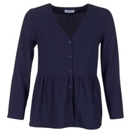 Clothing Women Tops / Blouses Betty London IHALICE Marine