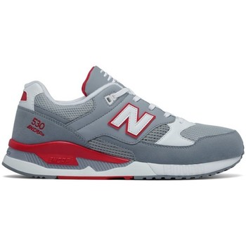 Shoes Men Low top trainers New Balance M530CVB Red-Grey