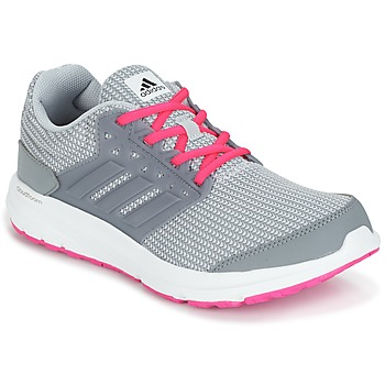 Shoes Women Running shoes adidas Performance galaxy 3.1 w Grey / Pink