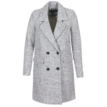 Clothing Women coats Vero Moda FIESTA Grey