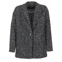 Clothing Women coats Vero Moda SALT Black