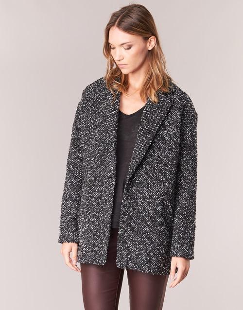 Clothing Women coats Vero Moda SALT Black
