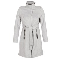 Clothing Women coats Vero Moda PRATO Grey