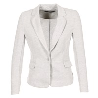 Clothing Women Jackets / Blazers Vero Moda JULIA Grey