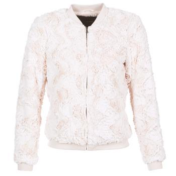 Clothing Women Jackets / Blazers Vero Moda EVA Beige
