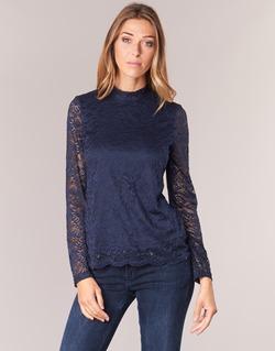 Clothing Women Tops / Blouses Vero Moda FREJA Marine