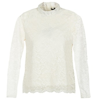 Clothing Women Tops / Blouses Vero Moda FREJA White