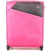 Bags Soft Suitcases Roncato 424053 Trolley Luggage Pink Pink
