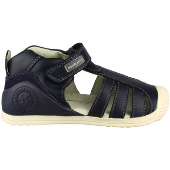 Shoes Children Sandals Biomecanics SANDALIA CERRADA CASUAL MARINO