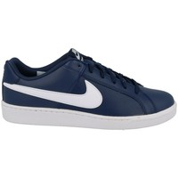 Shoes Men Low top trainers Nike Court Royale Navy blue