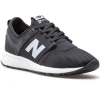 Shoes Children Low top trainers New Balance KL247BGG Black