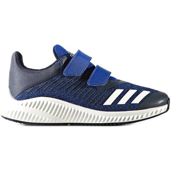adidas  BA7885 Sport shoes Kid Blue  mens Trainers in Blue