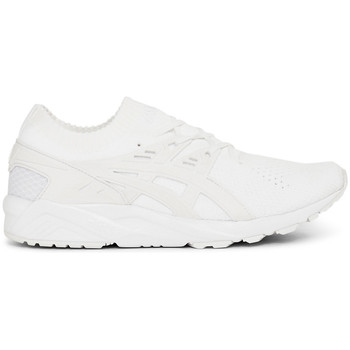 Shoes Men Low top trainers Asics Gel-Kayano Trainer Knit White White