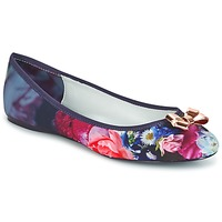 Shoes Women Flat shoes Ted Baker IMME 2 Dkblue