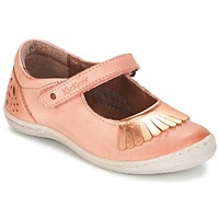 Shoes Girl Flat shoes Kickers CALYPSO CORAL