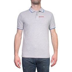 Clothing Men short-sleeved polo shirts Prada - Slim Fit Men's Polo SJJ887 Gris