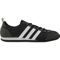 Shoes Men Low top trainers adidas Originals VS Jog Black-White-Graphite