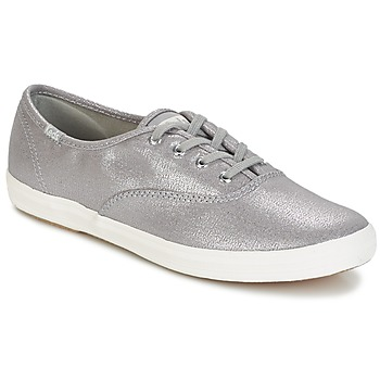 Shoes Women Low top trainers Keds CHAMPION CVO Silver