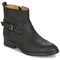 Shoes Women Mid boots Sebago NASHOBA LOW BOOT WP  BLACK