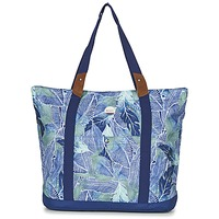 Bags Women Shopping Bags / Baskets Roxy OTHER SIDE Blue