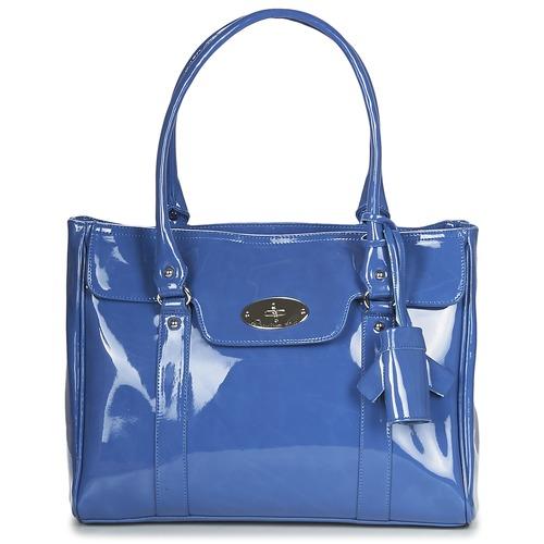 Bags Women Small shoulder bags Arthur & Aston QD1306-03 Blue