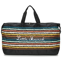 Bags Women Luggage Little Marcel NAVIGA Black / Multicoloured