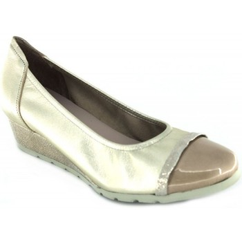 Shoes Women Flat shoes Sabrinas 65006 gold