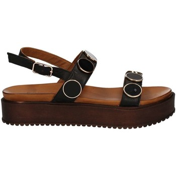 Shoes Women Sandals Inuovo 7371 Sandals Women Black Black
