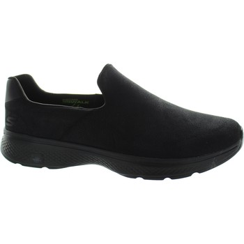 Shoes Men Slip ons Skechers GOwalk 4 Remarkable Black