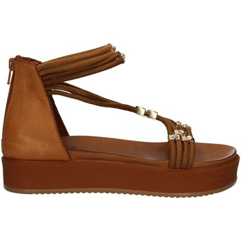 Shoes Women Sandals Inuovo 7387 Wedge sandals Women Brown Brown