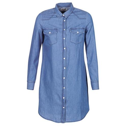 Clothing Women Short Dresses Betty London IHEBELLA Blue