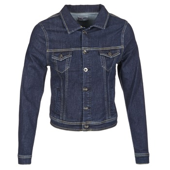 Clothing Women Denim jackets Betty London IHELEFI Blue / Medium