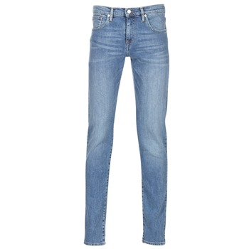 Clothing Men slim jeans Yurban IHELENN SLIM Blue