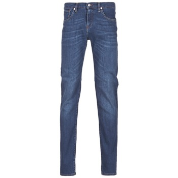 Clothing Men slim jeans Yurban HELENN SLIM Blue / MEDIUM