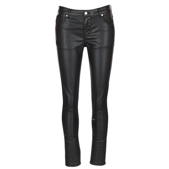 Clothing Women 5-pocket trousers Moony Mood HENDUI Black