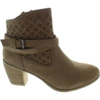 Shoes Women Ankle boots Carmela 65471 Taupe