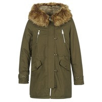 Clothing Women Parkas Betty London HARI KAKI