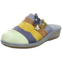 Shoes Men Clogs Mustang Shoes Clogs Blue
