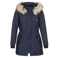 Clothing Women Parkas Only IRIS Marine