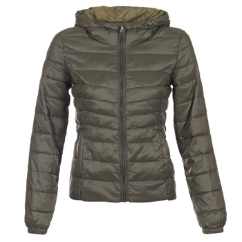 Clothing Women Duffel coats Only TAHOE KAKI