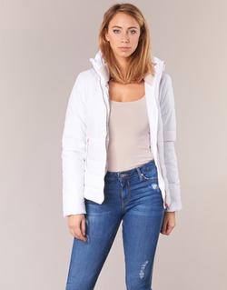Clothing Women Duffel coats Only BROOKE White