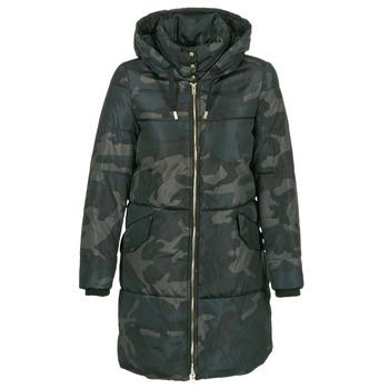 Clothing Women Duffel coats Only EDINA Kaki