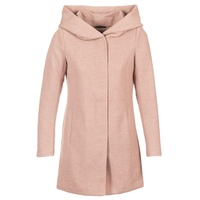 Clothing Women coats Only SEDONA Pink
