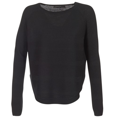 Clothing Women jumpers Only CAVIAR Black