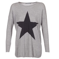 Clothing Women jumpers Only REESE Grey