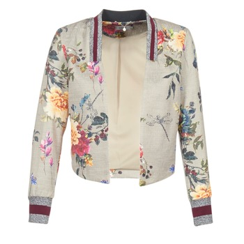 Clothing Women Jackets / Blazers Only FLORA Grey