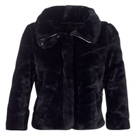 Clothing Women Jackets / Blazers Only NEW MARTINA Black
