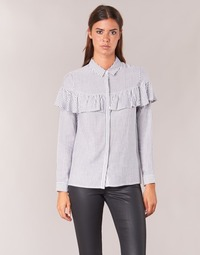 Clothing Women Shirts Moony Mood HALIS White
